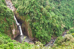 Waterfalls in  Thailand,Heaw Narok Royalty Free Stock Photo