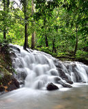 Waterfalls in thailand Royalty Free Stock Photos