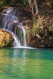 Waterfalls in Topes de Collantes, Cuba Stock Images