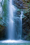 Waterfalls in Trodos mountains Royalty Free Stock Photos