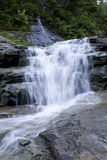 Waterfalls waterfall rocks Stock Photos