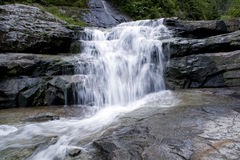 Waterfalls waterfall rocks Royalty Free Stock Photos