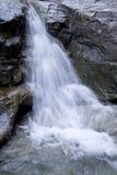 Waterfalls waterfall rocks water fall Stock Images