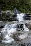 Waterfalls waterfall rocks water fall Stock Photography