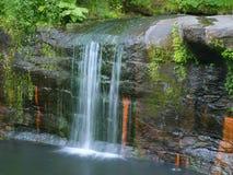Waterfalls on Wolf Creek Royalty Free Stock Image