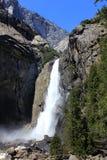 Waterfalls in Yosemite Park. Waterfalls in Yosemite National Park, California, USA royalty free stock photo