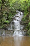 Waterfalls1 库存照片