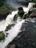 waterfalls2 iguazu obrazy stock
