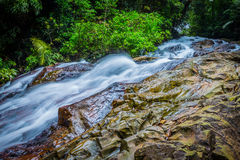 Waterflow Fotografia Royalty Free