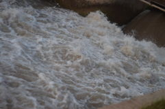 Waterflow Royalty Free Stock Photography