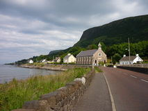 Waterfoot stockfotografie