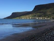 Waterfoot w Glenariff roztoce zdjęcie royalty free