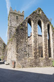 Waterford Franciscan Friary Stock Photos