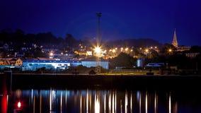 Waterford-Stadt Stockfotos
