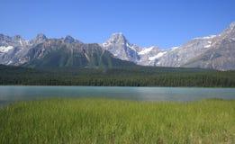 Waterfowl Lakes Royalty Free Stock Image