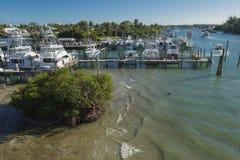 waterfront Fotografía de archivo libre de regalías