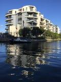 waterfront Foto de Stock Royalty Free