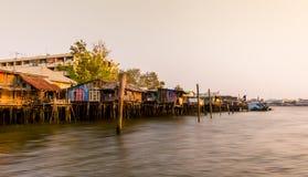 waterfront Stock Foto