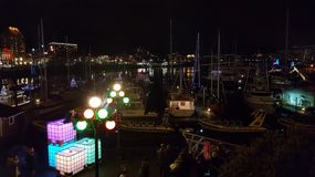 waterfront royalty-vrije stock foto