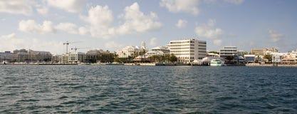 Waterfront Bermuda Stock Images