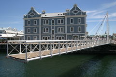 Waterfront Cape Town. The V & A Waterfront in Cape Town South Africa Royalty Free Stock Photos