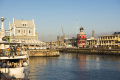 Waterfront Cape Town Royalty Free Stock Images