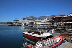 Waterfront in Cape Town Stock Photos