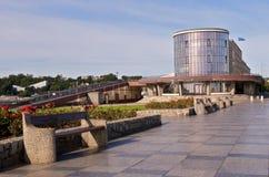 Waterfront at Gdynia, Poland Royalty Free Stock Image