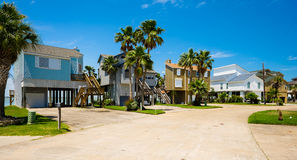 Free Waterfront Homes Royalty Free Stock Photo - 40674345