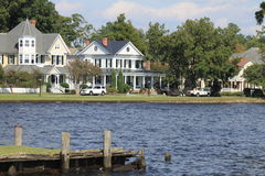 Waterfront Living Stock Photography