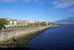 Waterfront Living royalty free stock photo