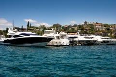 Waterfront Living, Sydney Australia Stock Image