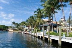 Free Waterfront Mansion On The Sea. Millionaire  S Esta Stock Image - 7626521