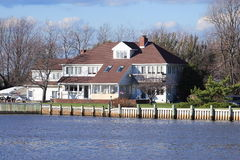 Waterfront Property Stock Images