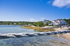 Waterfront Property Stock Photos