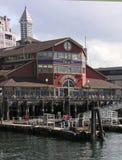 Waterfront, Seattle, Wasington Stock Image
