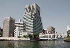 Waterfront Tokyo, Japan Royalty Free Stock Image