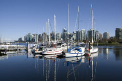 Waterfront Vancouver Stock Photography