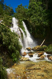 Waterfull in Northern Colombia Royalty Free Stock Photography