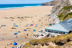 Watergate Bay Stock Photography