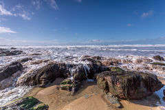 Watergate bay Royalty Free Stock Photography