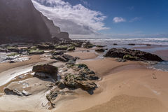 Watergate bay Royalty Free Stock Photo