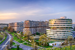 Watergate Complet in DC Royalty Free Stock Image