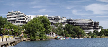 Watergate Complex Royalty Free Stock Photo