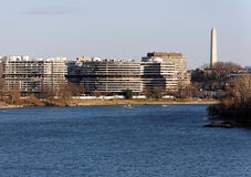 The Watergate Complex Royalty Free Stock Photography