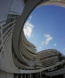 Watergate-Komplex - Washington DC lizenzfreies stockbild