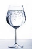 Waterglas Stock Foto's