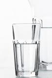 Waterglass Στοκ φωτογραφία με δικαίωμα ελεύθερης χρήσης