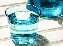 Waterglass Royalty Free Stock Image