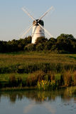 Waterhall Windmill. At Patcham East Sussex on a summer evening Stock Images